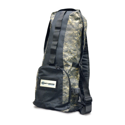 First Texas Products Bounty Hunter Camouflage Backpack with patch