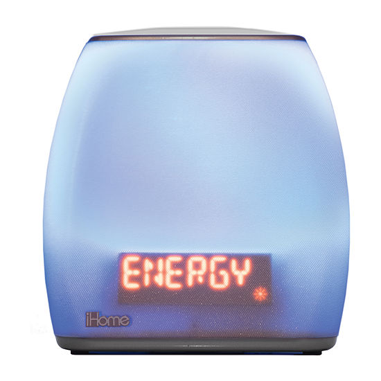 iHome Zenergy iZBT10 Bedside Sleep Therapy Machine