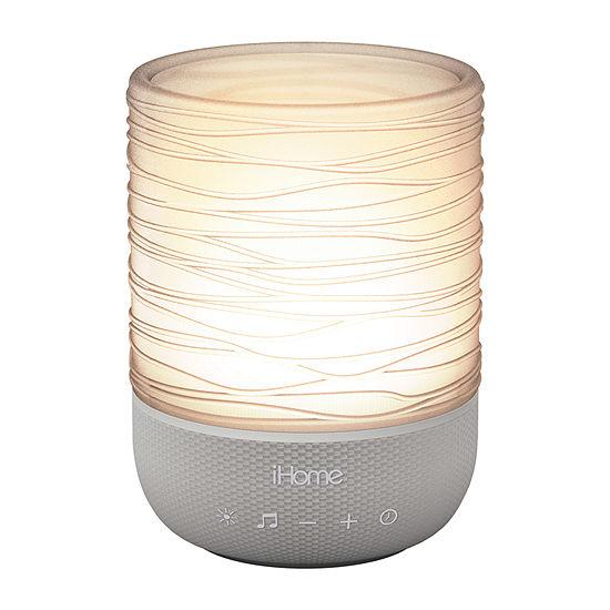iHome Zenergy iZM100 Meditative Light and Sound Therapy Candle