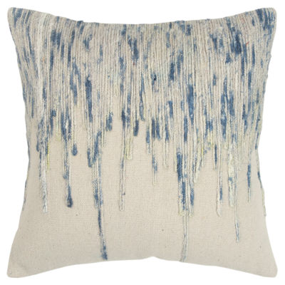 Rizzy Home 20x20 IN Dulce Stripe Square Throw Pillow