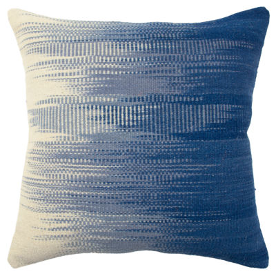 Rizzy Home 20x20 IN Alexus Ombre Square Throw Pillow