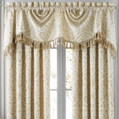Queen Street Luciano Rod-Pocket Curtain Panel