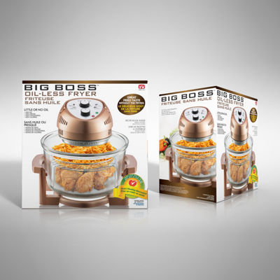 Big Boss Oil-Less Fryer