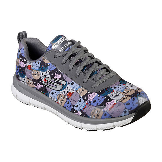 Skechers Scratchey Womens Sneakers