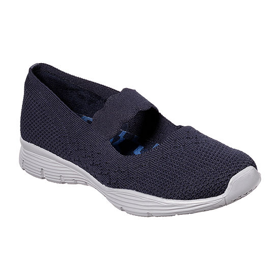 Skechers Womens Seager Mary Jane Shoes