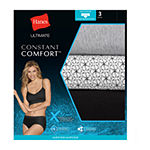 Hanes X-Temp® Constant Comfort Stretch Knit Hipster Panty 41xtsa