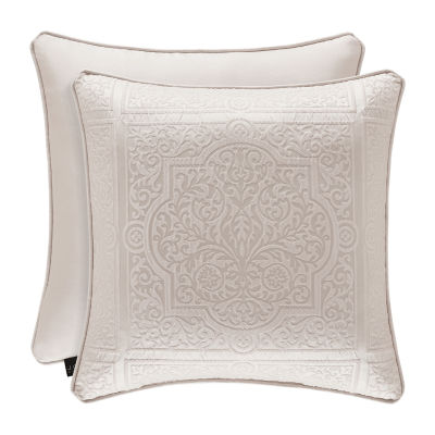 Queen Street Riddell 20x20 Square Throw Pillow