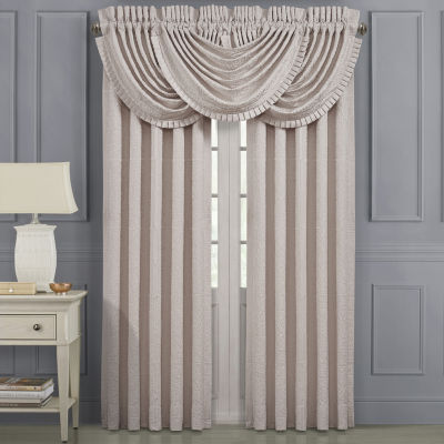 Queen Street Riddell Rod-Pocket Curtain Panel