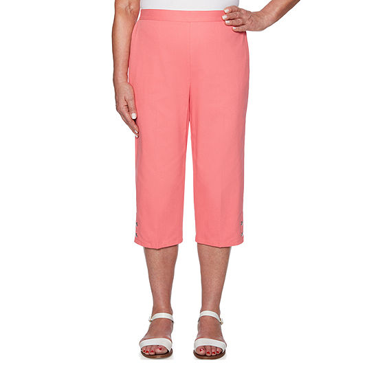 Alfred Dunner High Waisted Capris