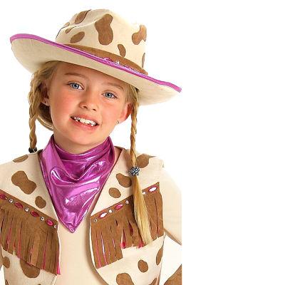 Rhinestone Cowgirl HatOne-Size