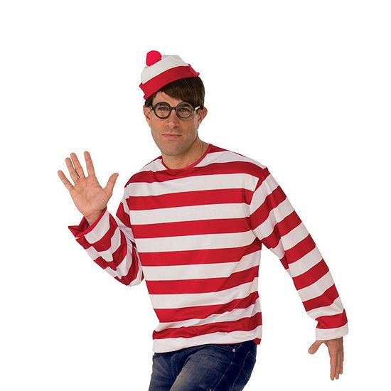 Where'S Waldo Hat Dress Up Accessory