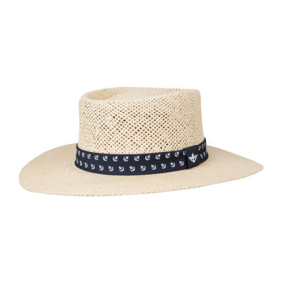 Dockers® Gambler Hat with Anchor Band