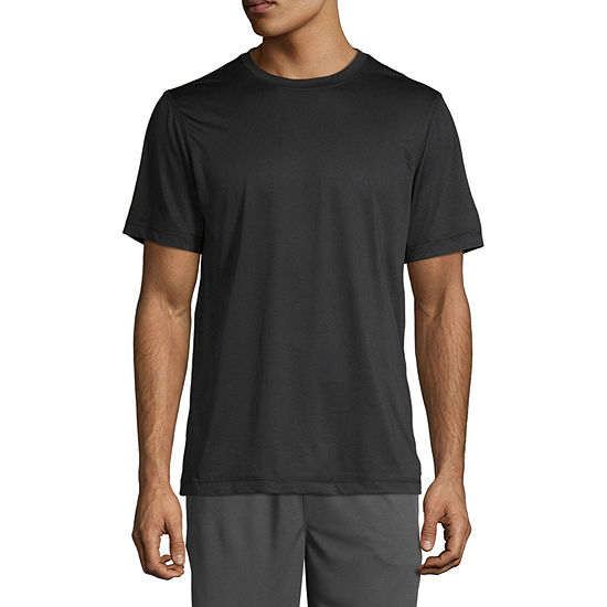 Xersion Performance Mens Crew Neck Short Sleeve T-Shirt