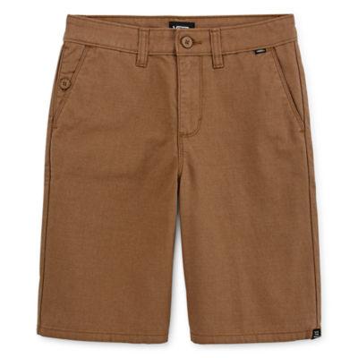 Vans Boys Mid Rise Shorts Preschool / Big Kid