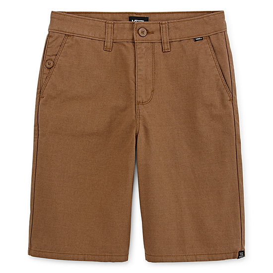 Vans Boys Mid Rise Cargo Short Preschool Big Kid