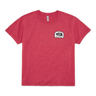 Vans Crew Neck Short Sleeve Graphic T-Shirt Preschool / Big Kid Boys