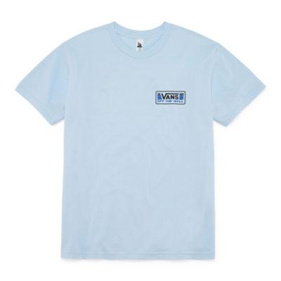Vans Boys Crew Neck Short Sleeve Graphic T-Shirt Preschool / Big Kid
