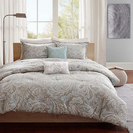 Madison Park Dermot 5-pc. Comforter Set