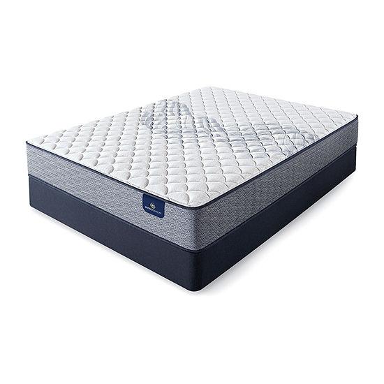 Serta® Perfect Sleeper® Birchview Firm - Mattress + Box Spring