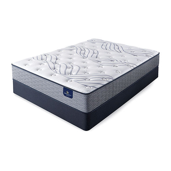 Serta® Perfect Sleeper® Elmcrest Firm - Mattress + Box Spring