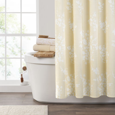 Fieldcrest Tossed Bouquet Shower Curtain