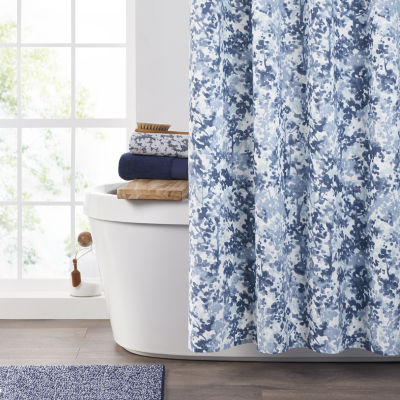 Fieldcrest Speckle Shower Curtain