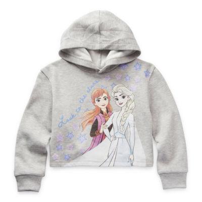 Disney Little & Big Girls Frozen Hoodie