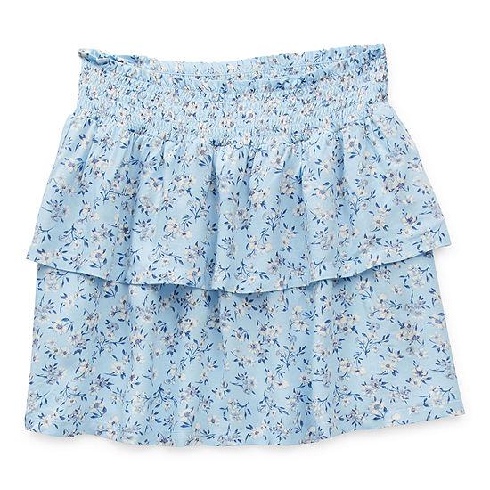 Arizona Little & Big Girls Scooter Skirt