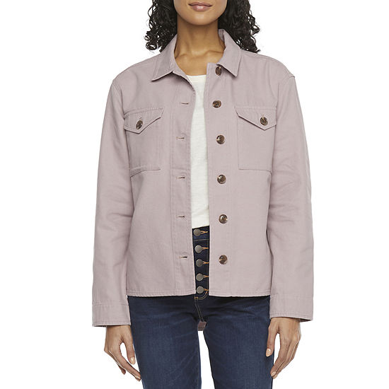 a.n.a Womens Shirt Jacket