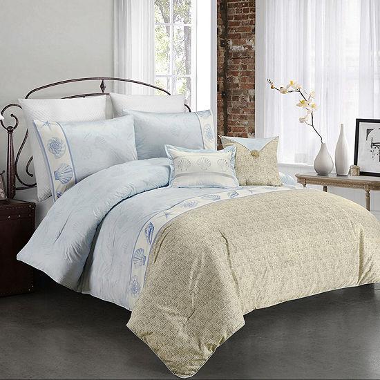 Grace Bay Comforter Set