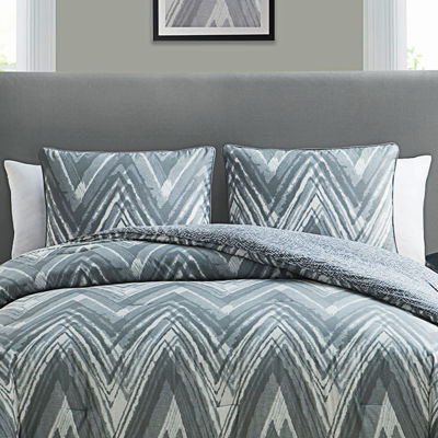 VCNY Kayden 3-pc. Comforter Set