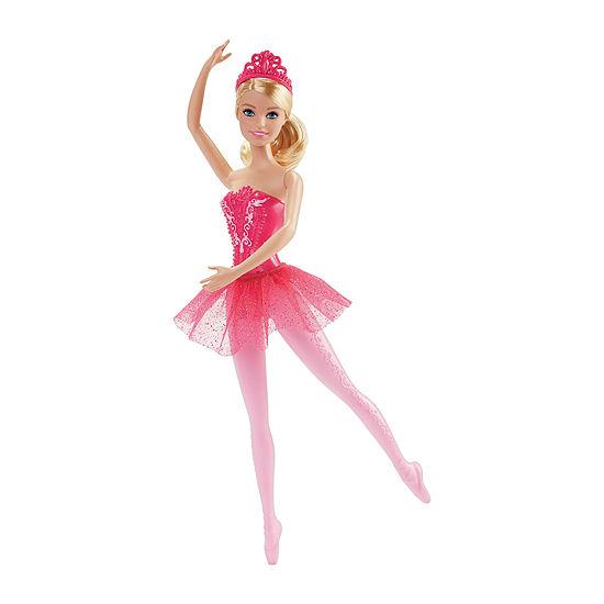 Barbie Ballerina Doll Assortment