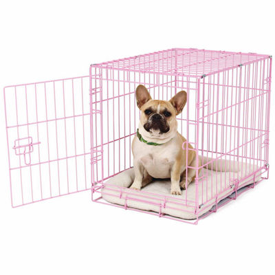 Carlson Single Door Secure Wire Dog Crate