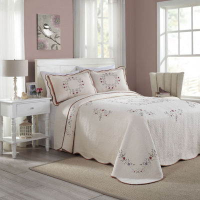 Modern Heirloom Angela Bedspread & Accessories