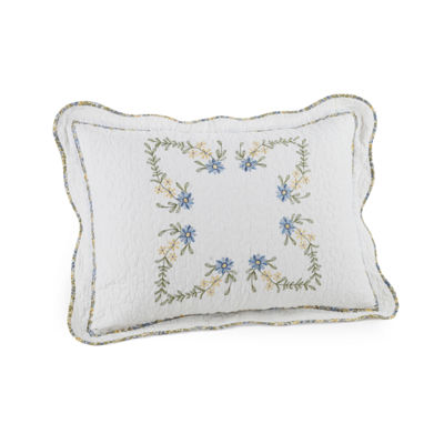 Modern Heirloom Heather Standard Pillow Sham