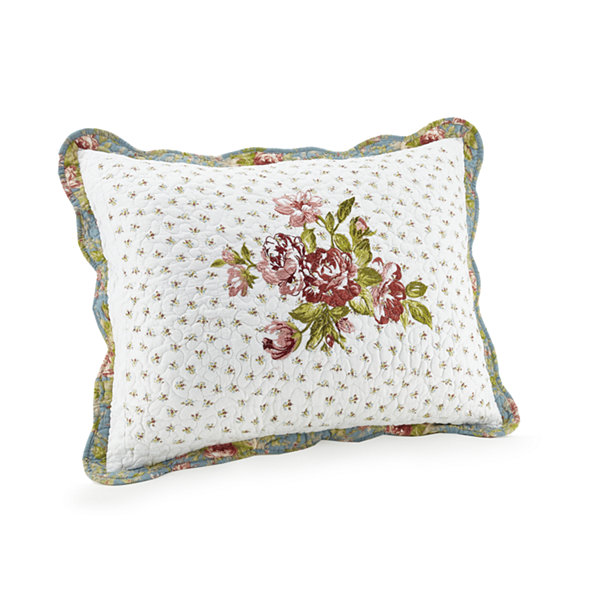 Modern Heirloom Loretta Standard Pillow Sham