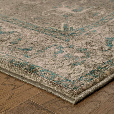 Covington Home Peyton Medallion Rectangular Rugs