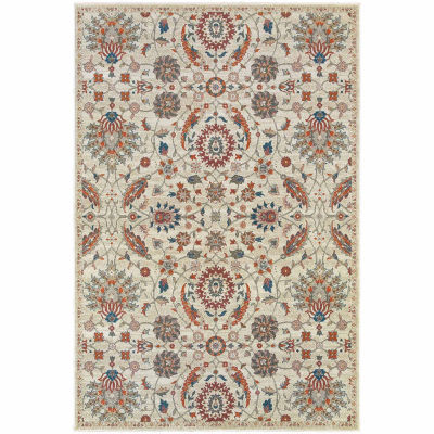 Covington Home Peyton Traditions Rectangular Rug