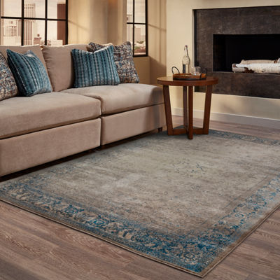 Covington Home Peyton Tramonto Rectangular Rug