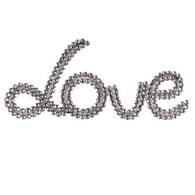 Love In Jewels Wall Decor