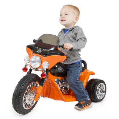 Lil Rider Ride-On Motorcycle