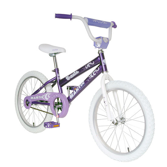 Mantis Ornata Single-Speed Girls' Bike