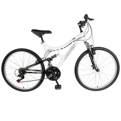 Mantis Orchid 21-Speed Full-Suspension Women's Mountain Bike