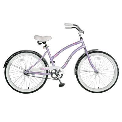 Mantis Malana Single-Speed Girls' Cruiser Bicycle