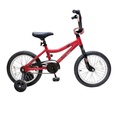 "Piranha Tailspin Single-Speed 11.25"" Frame Red Boys Bike"