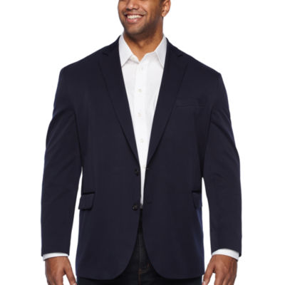 Stafford Life In Motion Stretch Classic Fit Sport Coat - Big and Tall