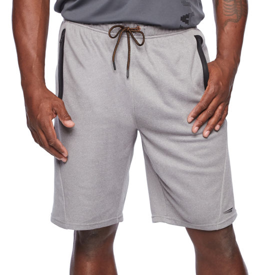 Copper Fit Fleece Workout Shorts Big and Tall