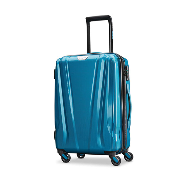 "Samsonite Swerv Dlx 20"" Hardside Spinner Luggage"