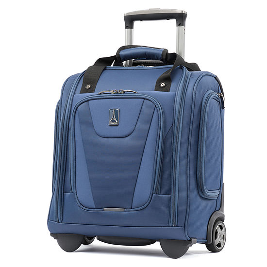 Travelpro Maxlite 4 16 1/2 Inch Lightweight Rolling Underseat Carry-on Luggage