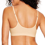 Hanes Ultimate Comfortblend® Front-Close Underwire T-Shirt Full Coverage Bra-Hu01